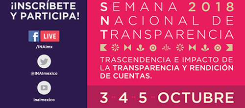 semana de transparencia